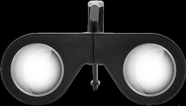 VR기기 VR안경 VR뷰어 포켓VR 모컴테크